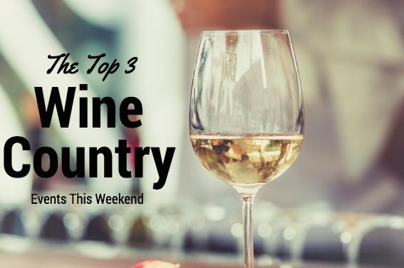 Top 3 Wine Events Napa Valley
