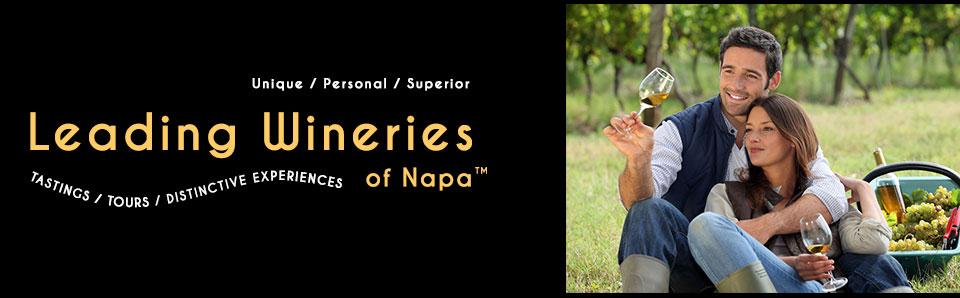 Leading Wineries Of Napa
